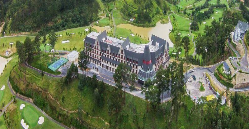 Swiss-bel Resort ở tại Đà Lạt