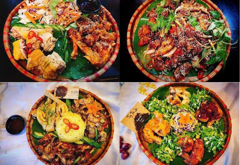 Ở quán Túy Tửu Lầu Đà Lạt còn rất nhiều món ăn ngon khác.