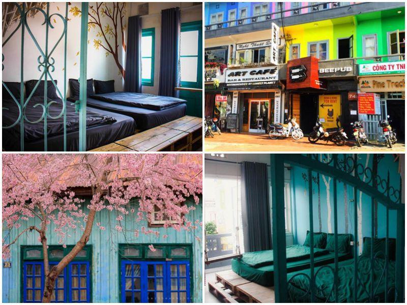 homestay Đà Lạt Lâm Đồng