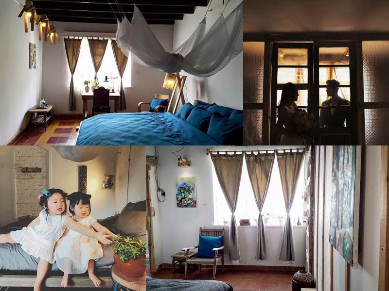 SecondHouse homestay Đà Lạt