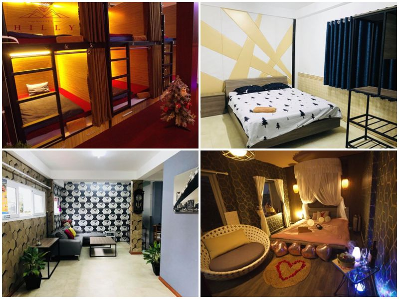 hostel đà lạt lâm đồng