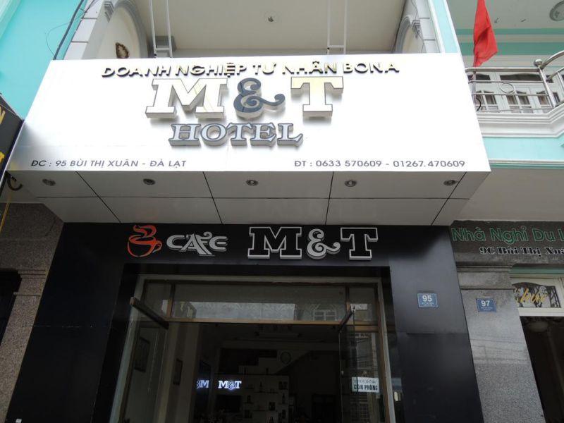 Khách sạn 1 sao Đà Lạt