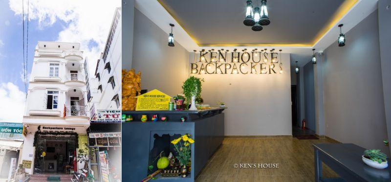 Khách sạn Ken's house ở Đà Lạt - Ken's house Backpackers Hostel