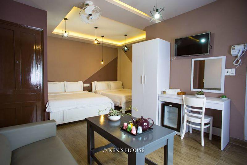 phòng Ken's house ở Đà Lạt