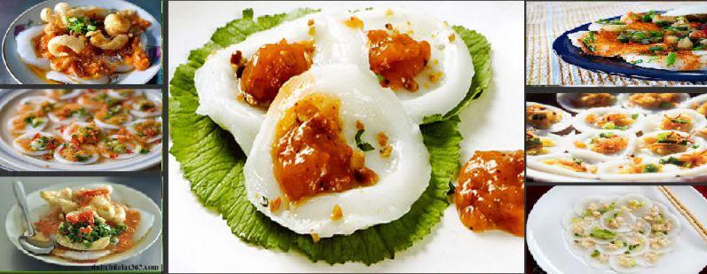 Bánh bèo Bà Hường ngon nổi tiếng ở tp Đà Lạt