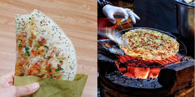 Bánh tráng nướng ở Đà Lat - đặc sản vỉa hè không thể bỏ qua