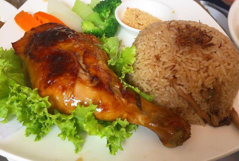 Quán cơm gà Ta Phan Rang