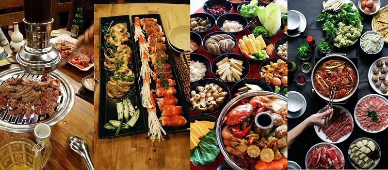 đồ ăn ngon tại quán Xưa ở Đà Lạt