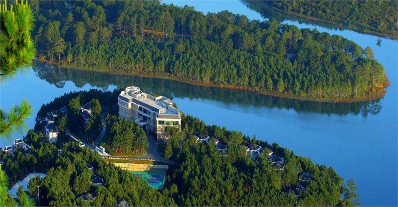 Edensee lake Resort & Spa ở tại Đà Lạt