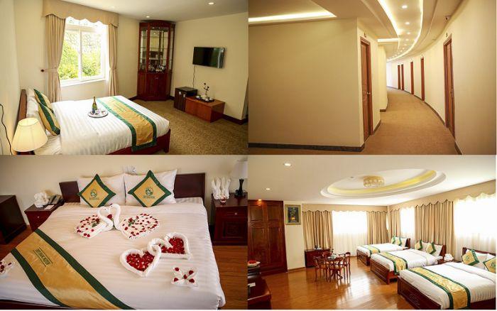 Thủy Hoàng Nguyên Resort & Spa ở Đà Lạt, Lâm Đồng