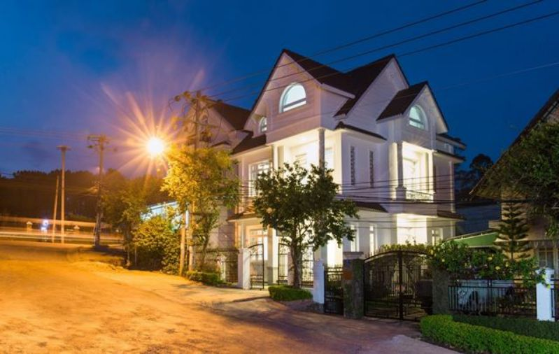 Mộng mơ villa Đà Lạt