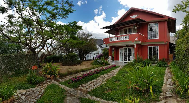 Son villa Đà Lạt gần chợ