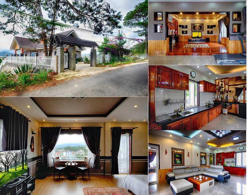 Thái Phiên - biệt thự du lịch nghỉ dưỡng Đà Lạt
