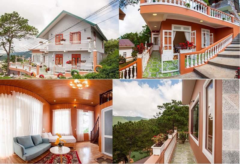 Villa Đồi Gió Hú Đà Lạt