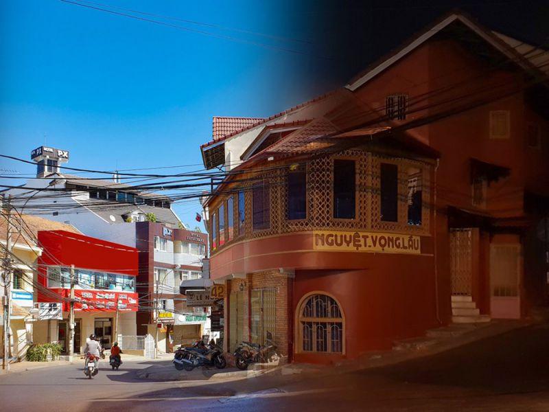 phố Tây Trương Công Định Đà Lạt