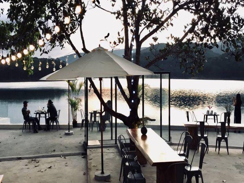 homestay có view hồ Tuyền Lâm cực đẹp