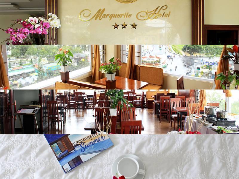 khách sạn Marguerite đường Nguyễn Chí Thanh