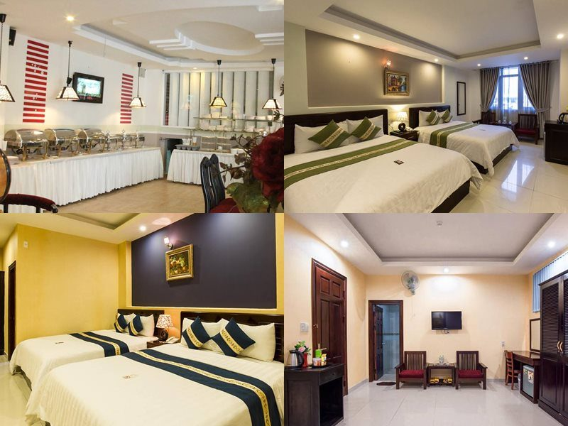 Khách Sạn Victory Đà Lạt 50 Phan Như Thạch, Phường 1, TP Đà Lạt, Lâm Đồng