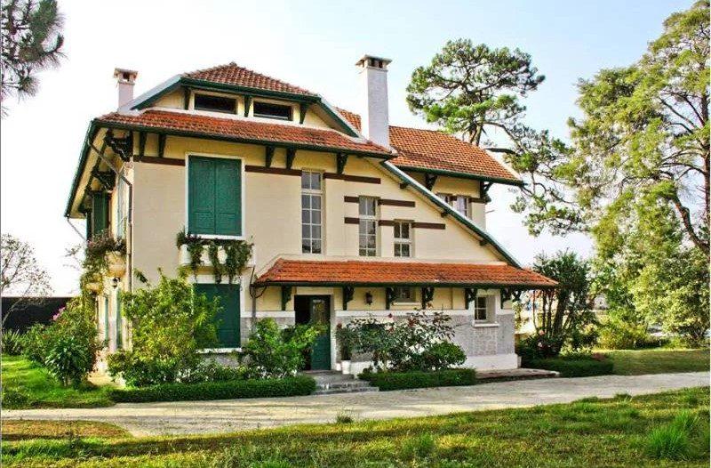 Cadasa resort ở Đà Lạt
