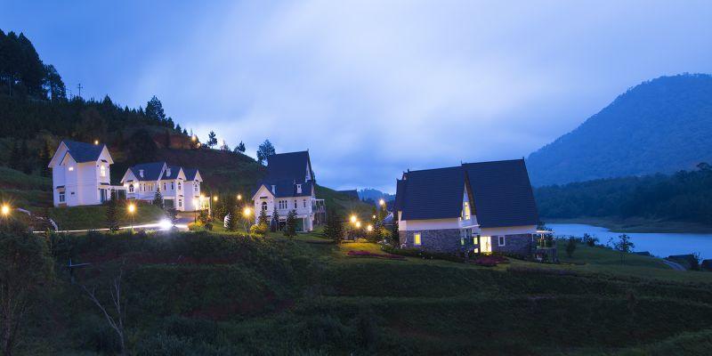 Khách sạn Dalat Wonder Resort