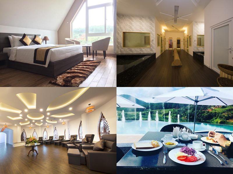 Khách sạn Terracotta Hotel & Resort đầy đủ tiện nghi
