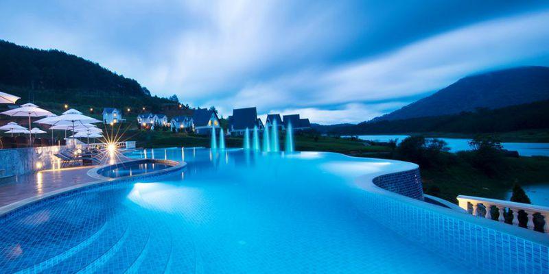 Khách sạn Dalat Wonder Resort 4 sao