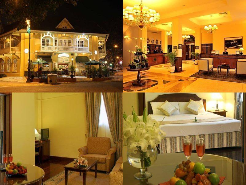 Khách sạn Du Parc 4 sao
