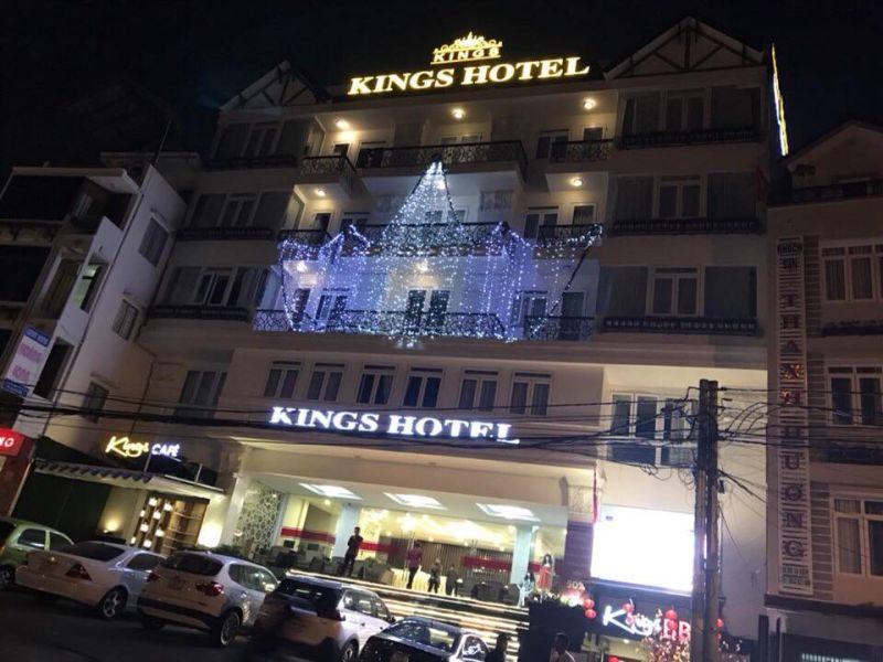 Khách sạn Kings Đà Lạt 4 sao
