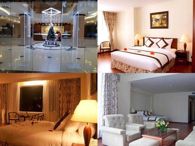 Khách sạn River Prince 4 sao