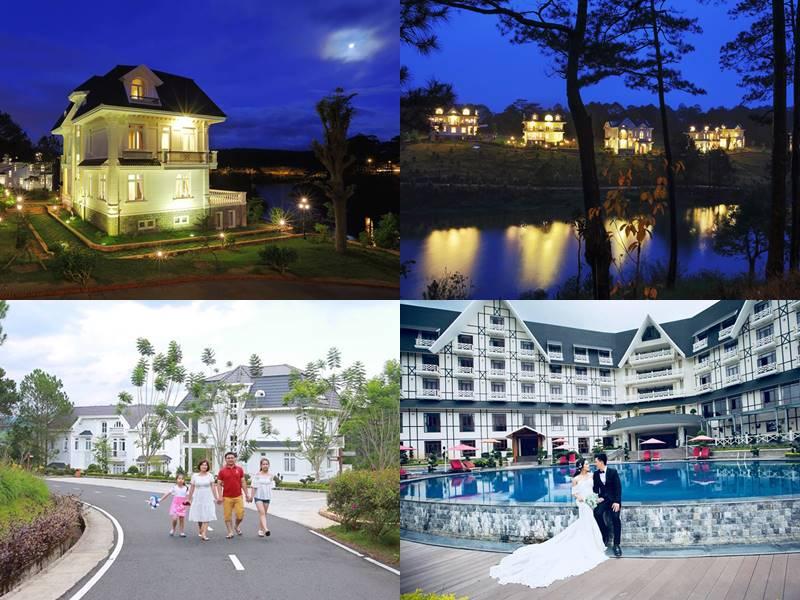 khách sạn Sam Tuyền Lâm Golf Club & Resort