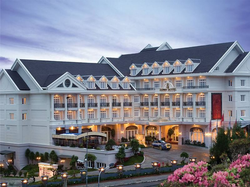 Khách sạn đà lạt 4 sao Sammy Đà Lạt