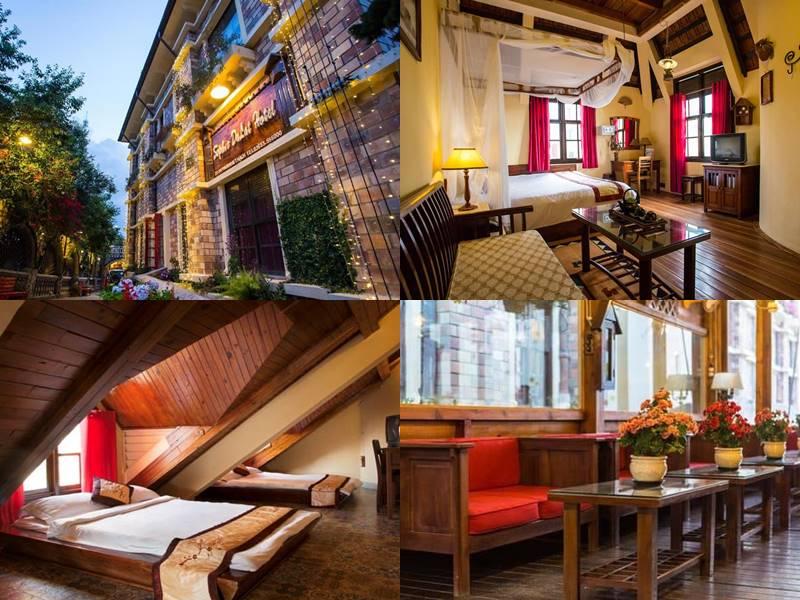 Khách sạn Saphir Đà Lạt Lâm Đồng