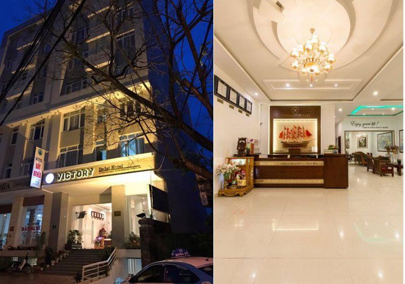 Khách sạn Victory ở Đà Lạt
