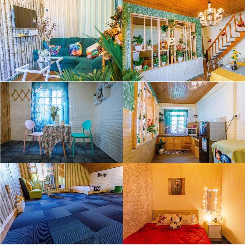 Sweet Home 2 - thuê nhà ở Đà Lạt giá rẻ