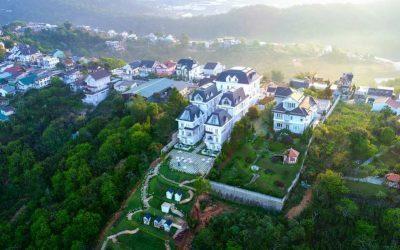 Khác sạn Dalat De Charme Village