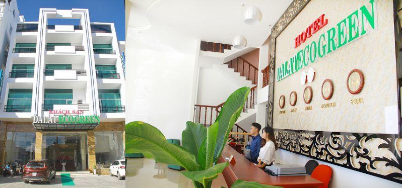 Dalat Eco Green Hotel