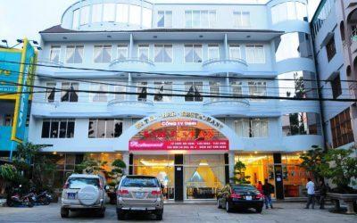 Khách sạn Kim Tâm An ở Đà Lạt