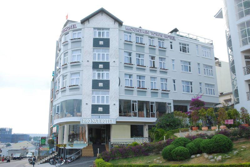 Mountain Town Hotel Dalat