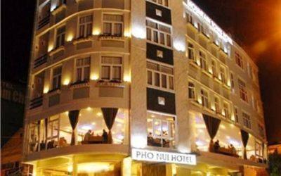 khách sạn Phố Núi - Mountain Town Đà Lạt