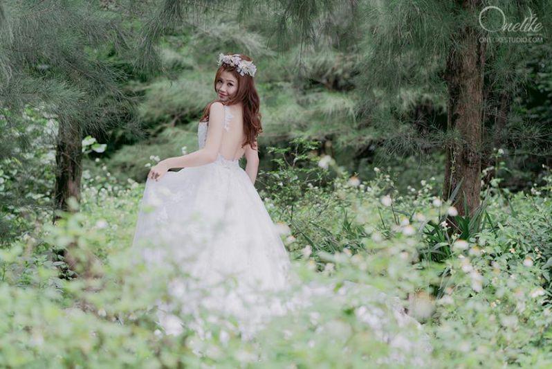 Cho thuê áo cưới tại Onelike Studio Đà Lạt