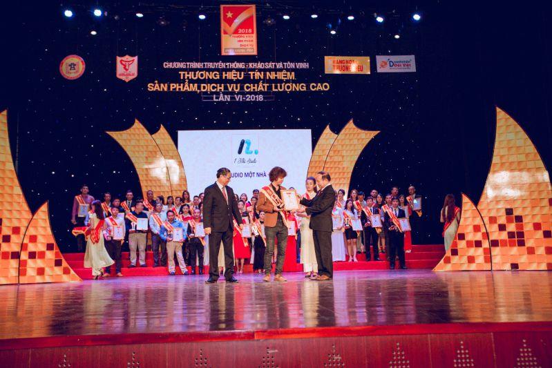 Studio 1 Nhà nhận giải thưởng