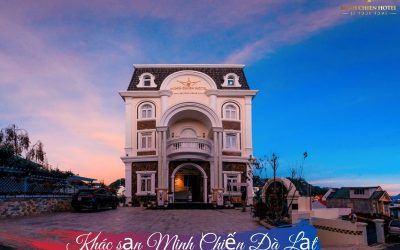 Khác sạn Minh Chiến Đà Lạt