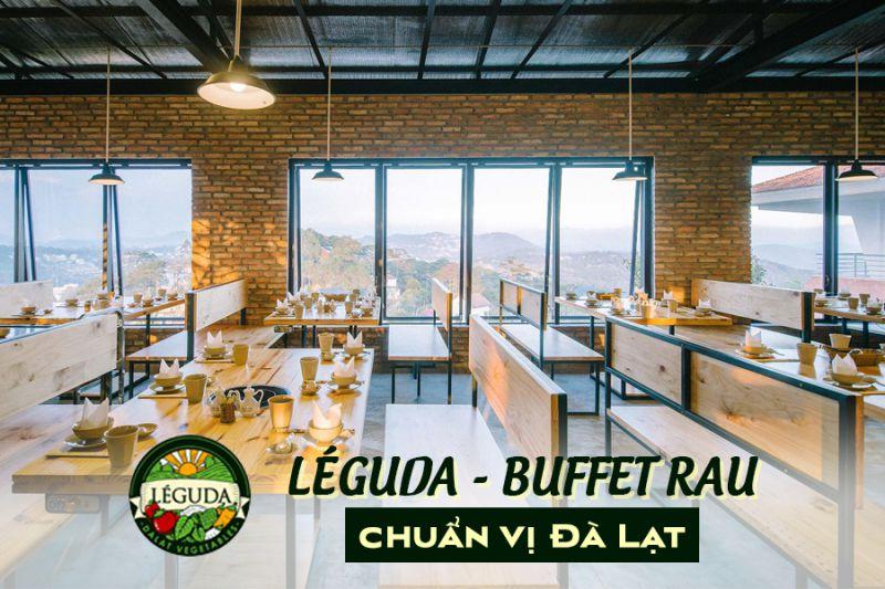 Cùng thưởng thức hương vị tươi ngon tại buffet lẩu rau Leguda
