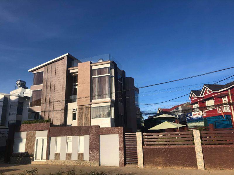 Villa đẹp đường Nguyễn An Ninh ở Đà Lạt