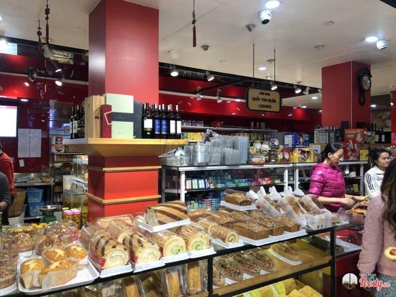 Tiệm bánh mì Liên Hoa ở Đà Lạt