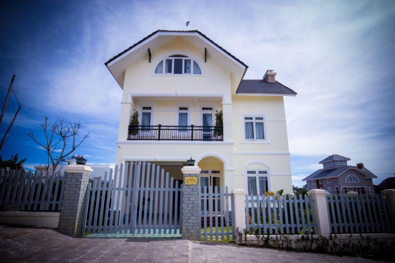 Sun House villa Đà Lạt