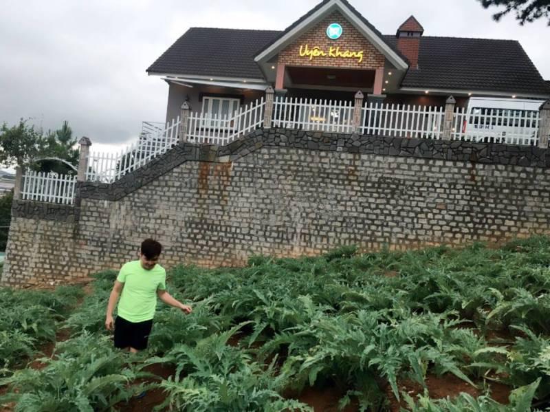 Tận hưởng thiên nhiên Đà Lạt cùng Thái Phiên villa Đà Lạt