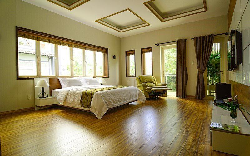 Căn phòng trong Phòng của biệt thự Lê Hoàng