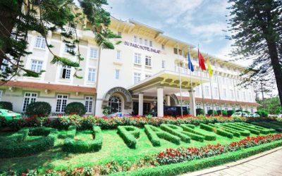 Khách sạn Du Parc Hotel Dalat