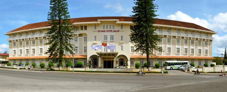 Khách sạn Du Parc ở Đà Lạt